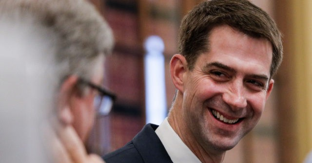 Tom Cotton to Introduce Bill to Stop Military Officers from Teaching CRT