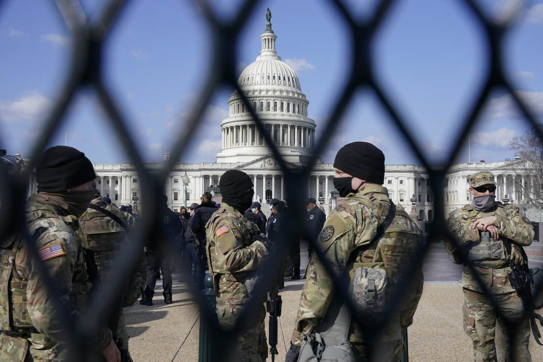 That Troubling Expansion of Capitol Police Gets Even Worse With Tech They Plan to Use – RedState