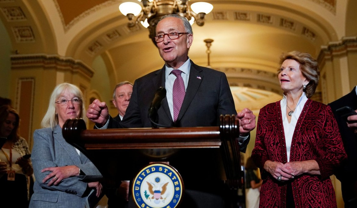 Infrastructure: Democrats Reach Deal for $3.5 Trillion Price Tag on Partisan Bill