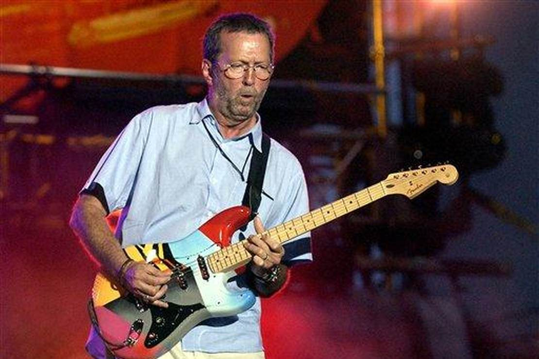Clapton Doubles Down With New Song Slamming COVID Vaccines – RedState