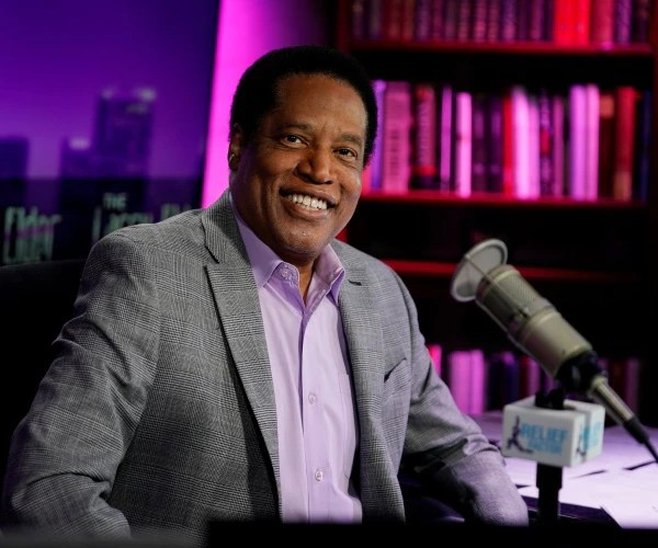 Larry Elder to Newsmax: California Residents Angry, 'Want Newsom Gone'