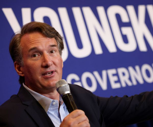 Youngkin Takes Lead in Va Governor Race