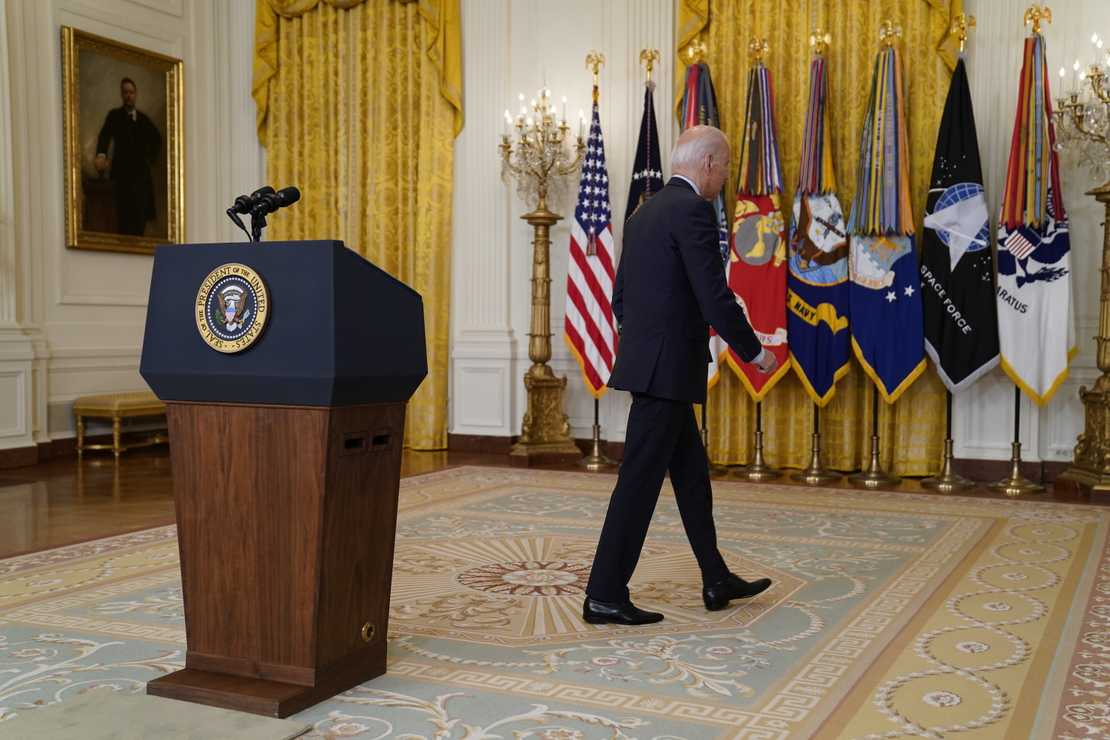 Biden's Bungling of the Gold Star Families of Afghanistan Service Members Can't Be Covered Up – RedState