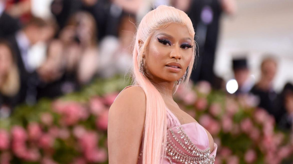 Nicki Minaj Says She's Locked Out Of Twitter, Invited To White House; Twitter And White House Respond