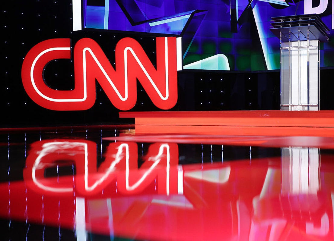 CNN Slams 'Faulty Media Narrative' Of Border Patrol Whipping Haitians (Which It Pushed For A Week)