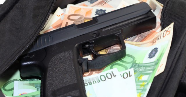 Greek Far-Left Anarchist Main Suspect in Armed Bank Robberies