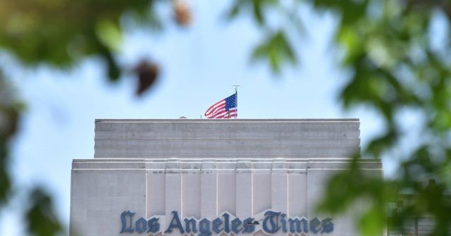 No Matter Who Wins California Recall, Los Angeles Times Is the Loser