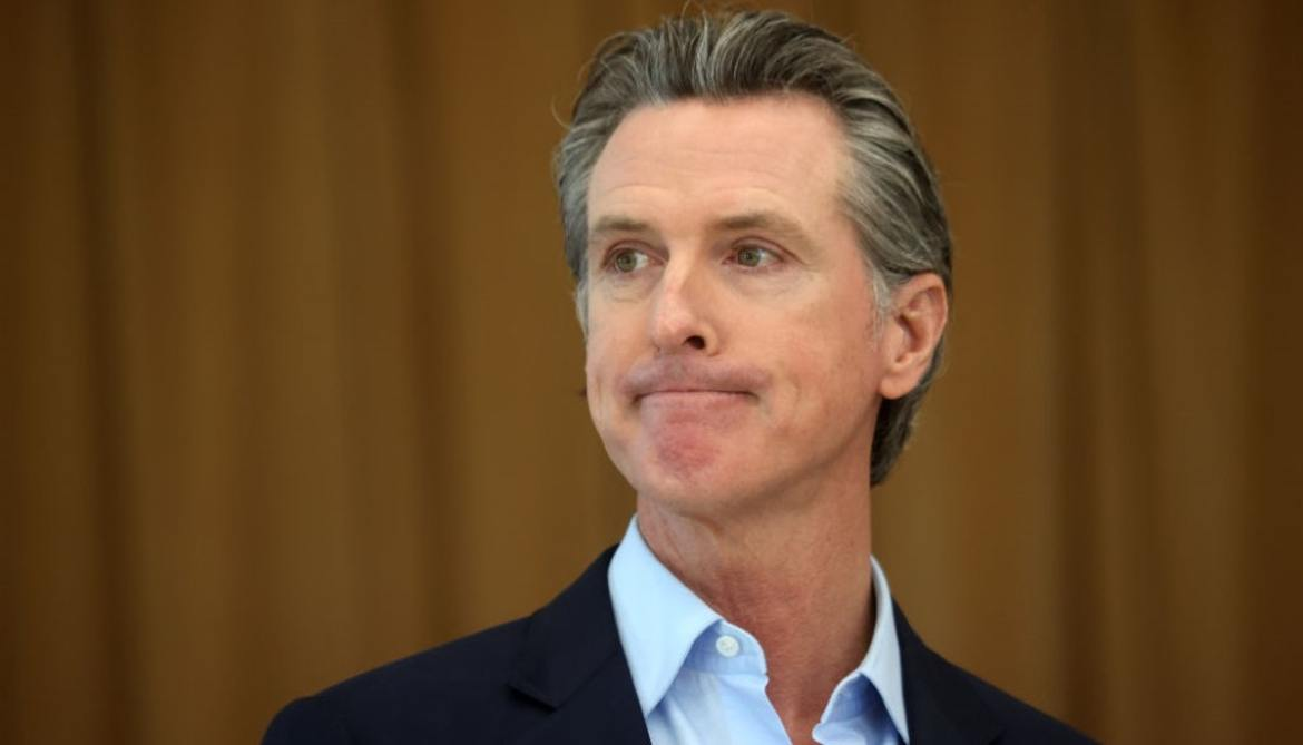 California Gov. Newsom Projected To Beat Recall Attempt In Landslide