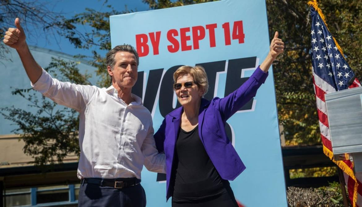 Team Newsom Spent More Than $36M Last Month To Fight CA Recall, TV Spot Distorts GOP Rivals' Positions