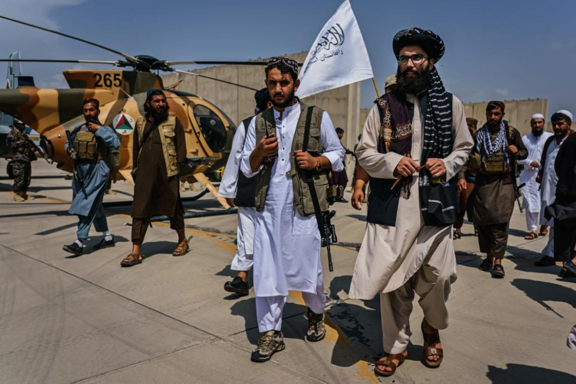 Report: U.S. Threatened Airstrikes If Taliban Marched On Kabul. A Day Later, They Conquered The City