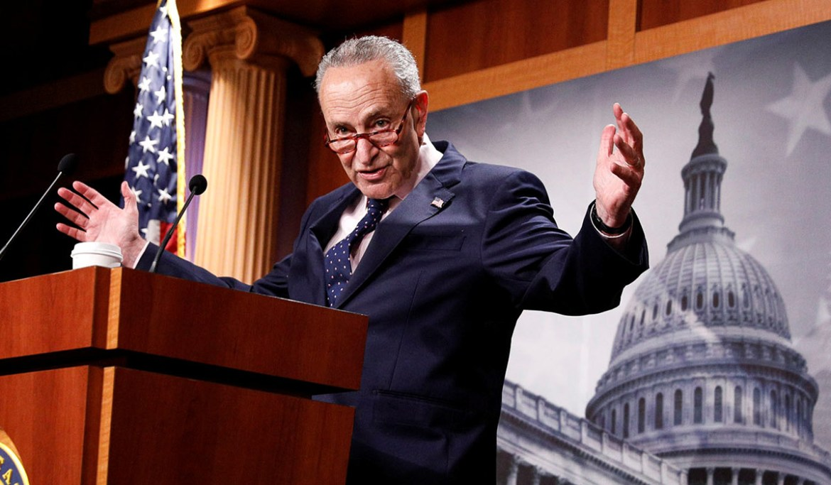 Senate Parliamentarian Rejects Amnesty Push by Democrats
