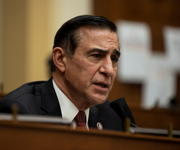 Rep. Issa to Newsmax: Taliban Takeover Causing WWII Scenario