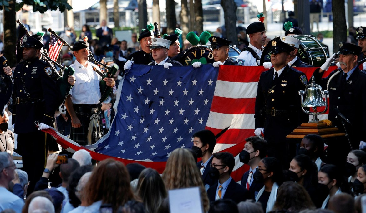 New York Marks 20 Years Since Attack on World Trade Center