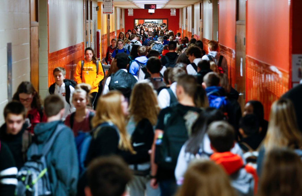 How School Chaos Can Lead To Teens Bringing A Gun To School