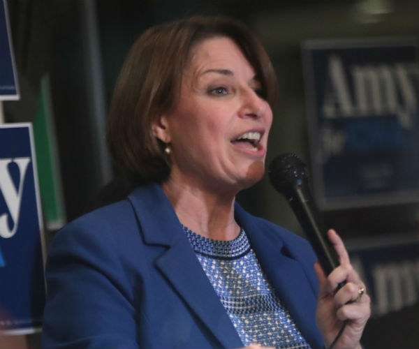 Klobuchar to Ask Whistleblower About Facebook Role in Jan 6 Attack