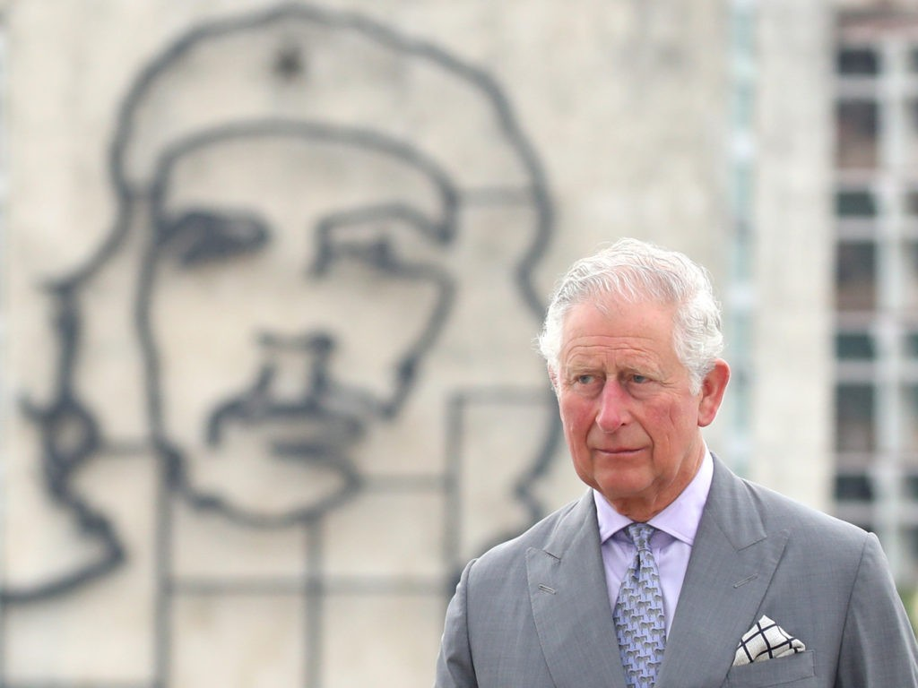 Prince Charles Is a Blithering Green Idiot