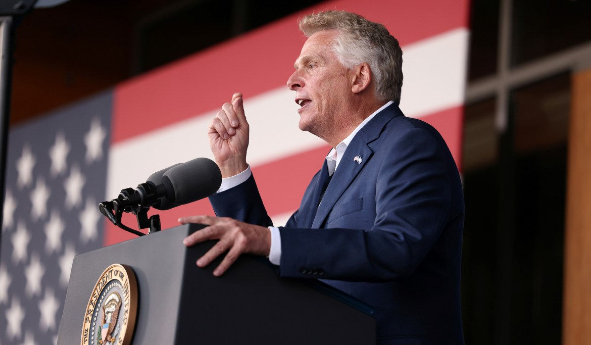 McAuliffe: Critical Race Theory Controversies Are 'Made Up' by GOP to 'Divide People'