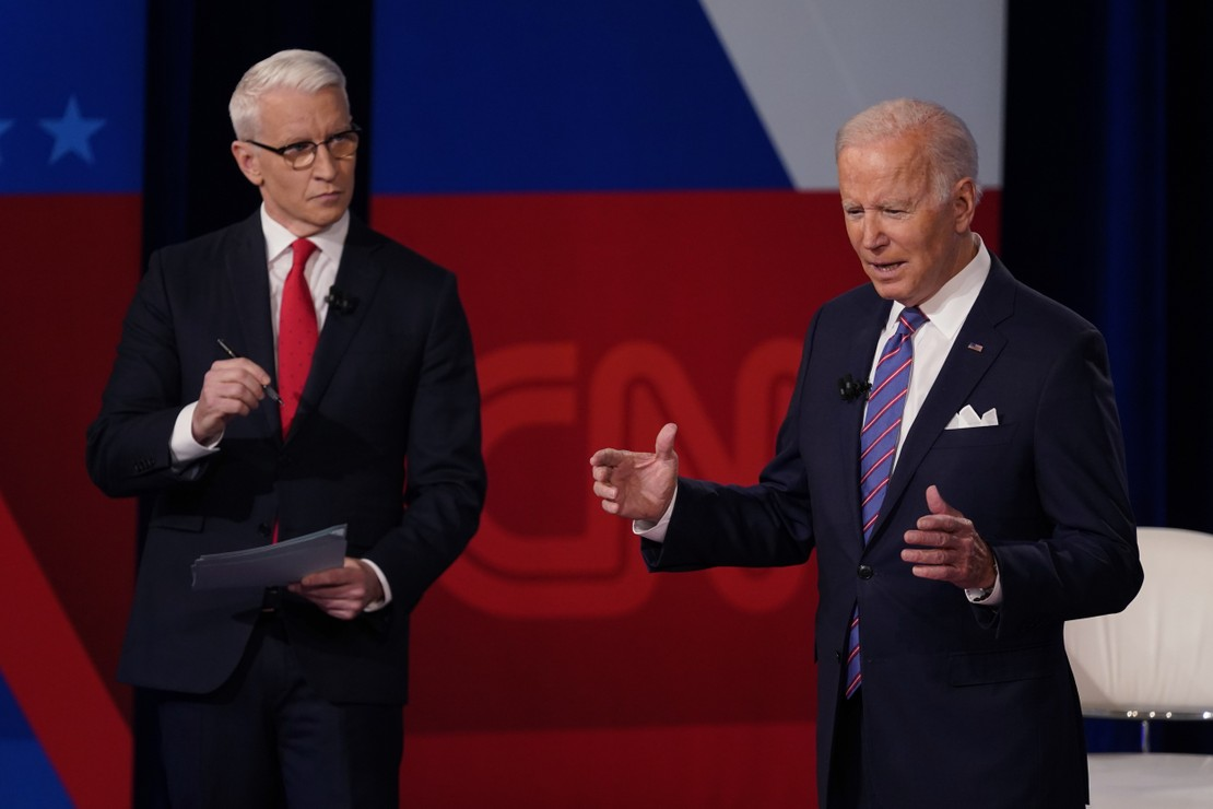 The Truth Mavens Support Biden's Farce on the Border Visit, Are 'OK' With a White Power Salute – RedState