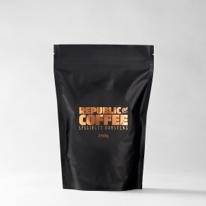 Republic of Coffee Specialty Roasters Seasonal Blend
