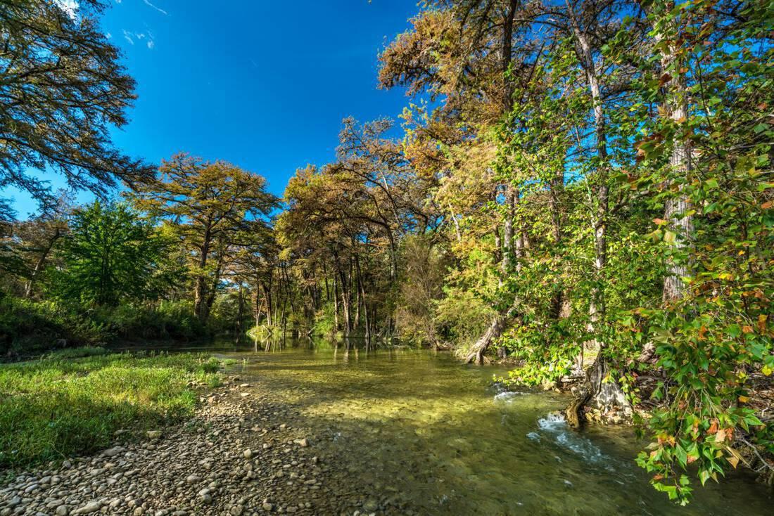 Medina River Retreat  Republic Ranches