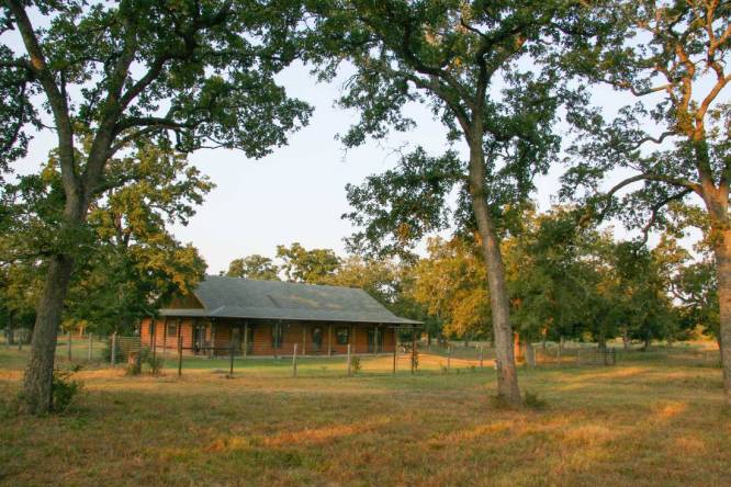 Buckners Creek Ranch - Fayette County Ranch for Sale - Republic Ranches - within one hour of Austin Texas - Broker Associate Tallon Martin