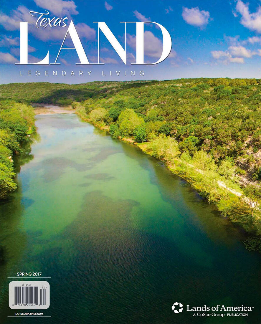 Republic Ranches achieved the #1 sale in Texas LAND Magazine's Top 100 Sold