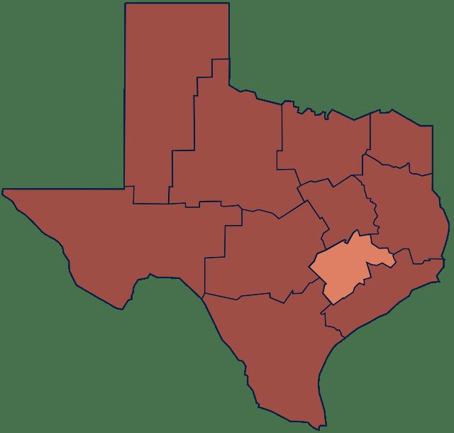 Texas Bluebonnet Country