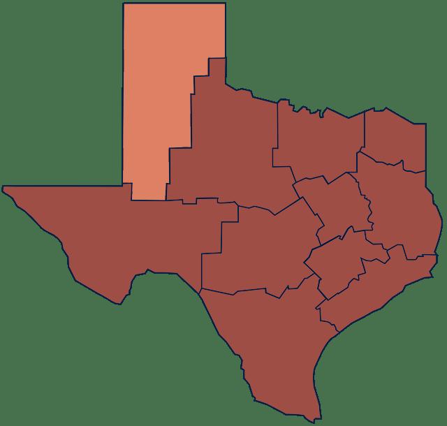 Texas High Plains region
