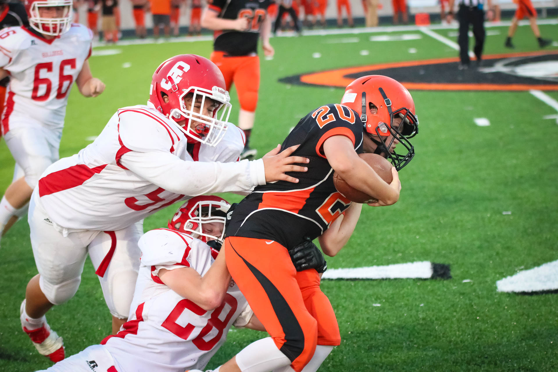 Photos:  Freshman Football Vs Carl Junction