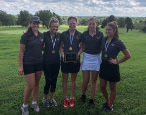 Repmo GirlsGolf 2018 Sep 13