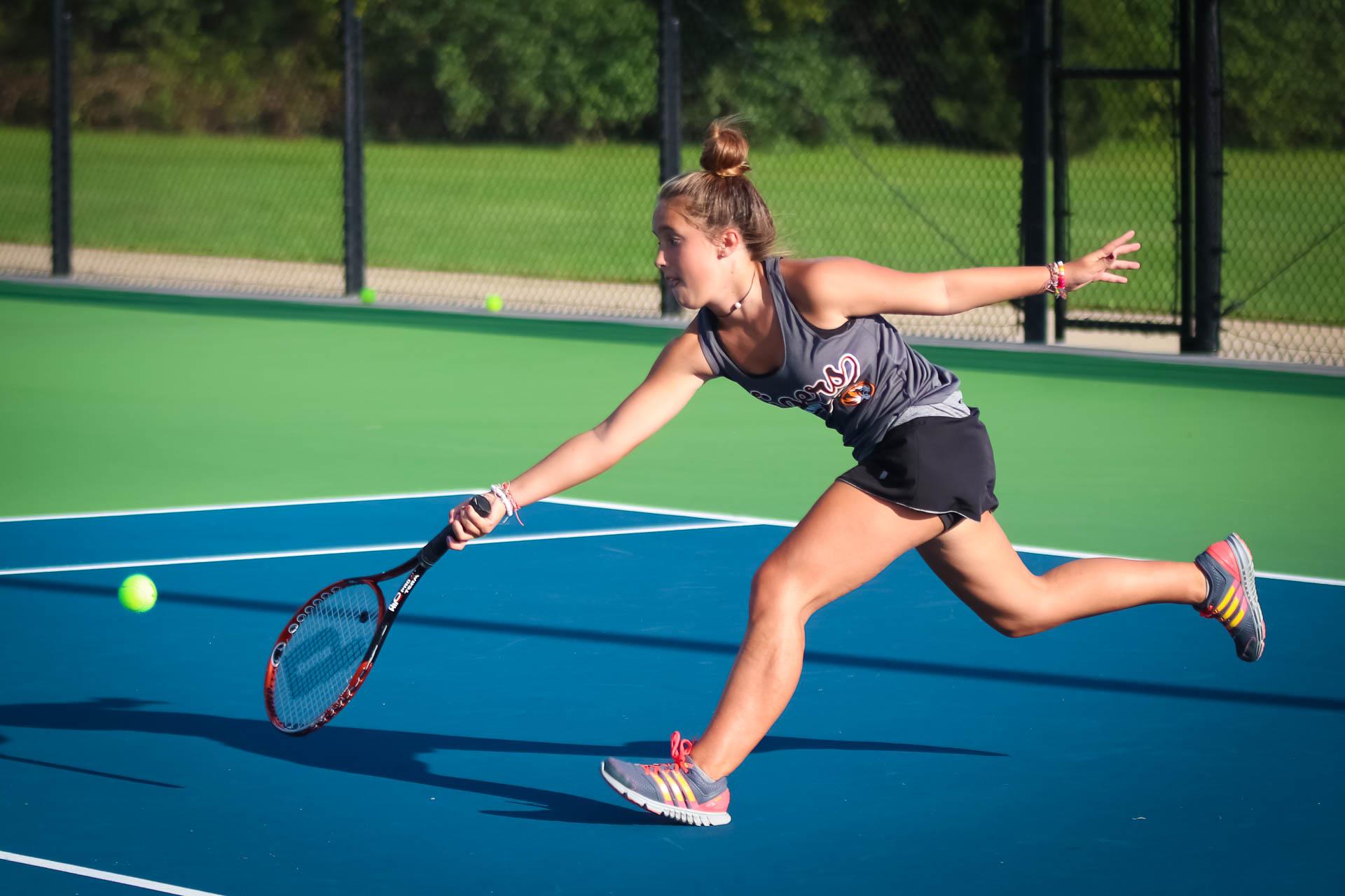 Photos:  Tennis Vs Carl Junction