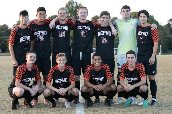 Photos:  Varsity Soccer Vs Webb City (Senior Night)