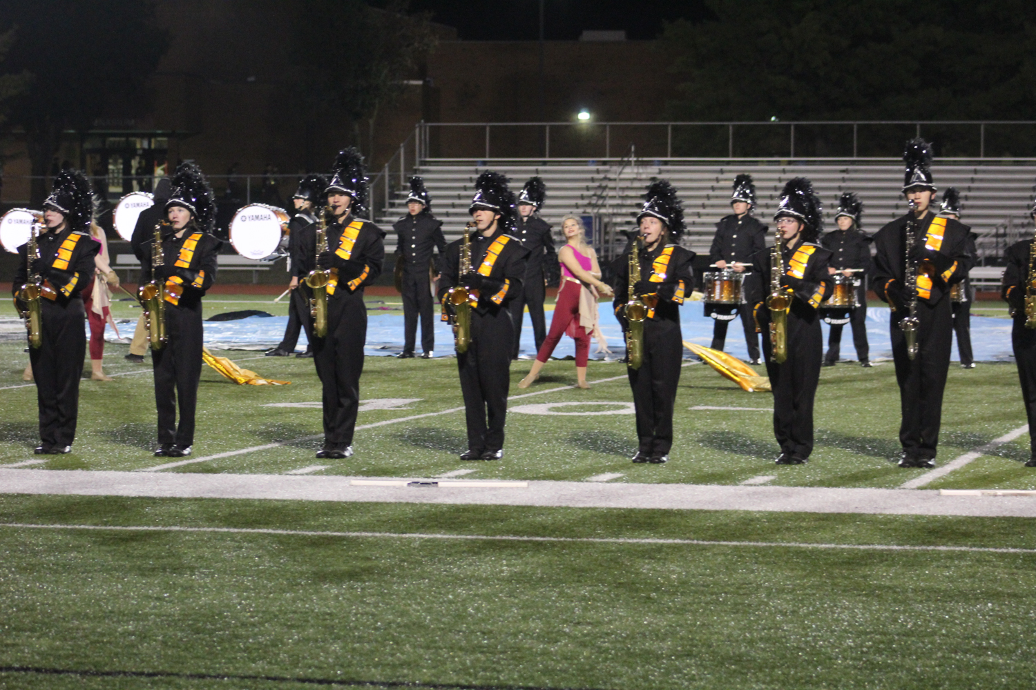 Off The Field: Tiger Pride Band