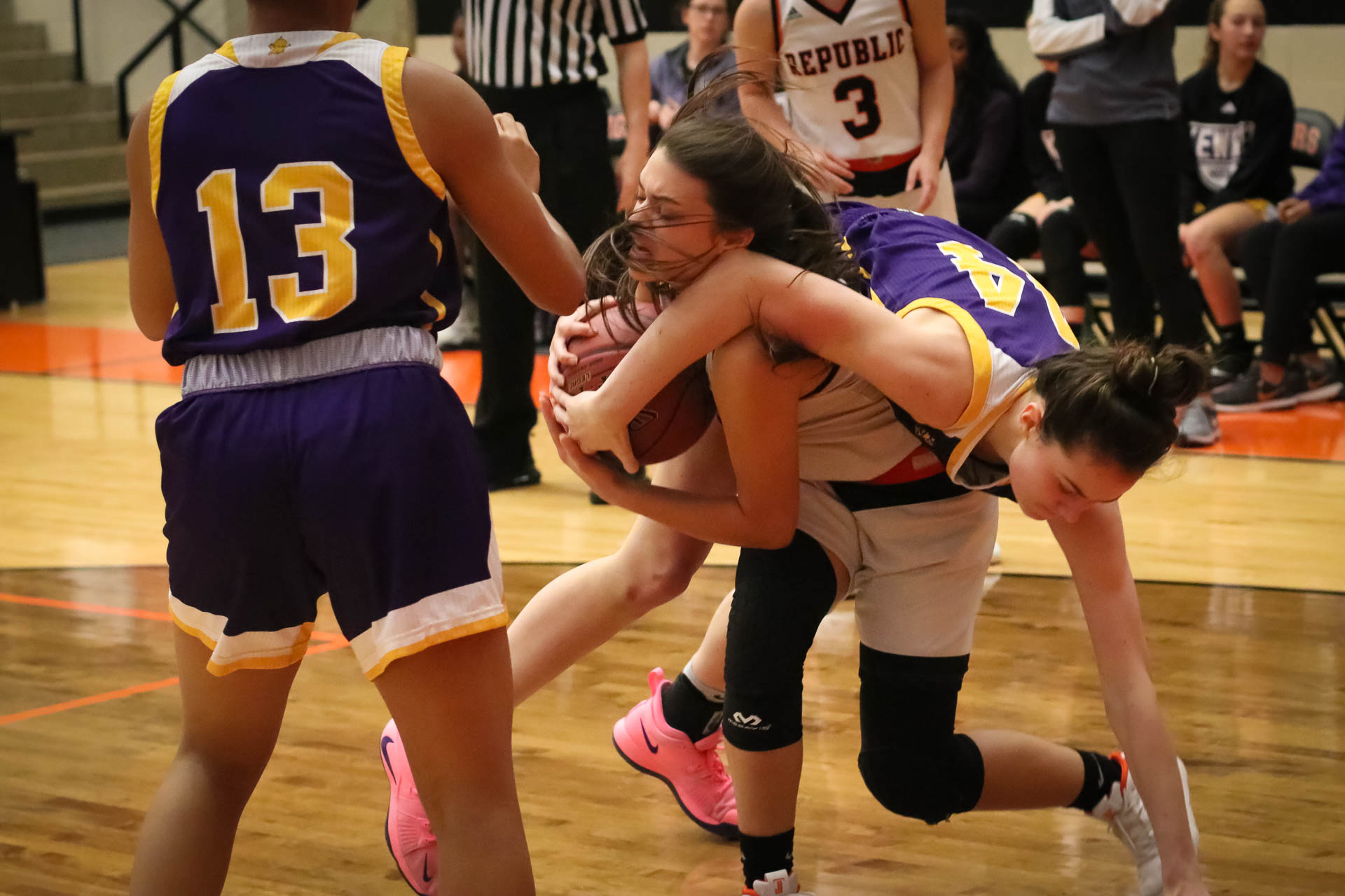 Worth The Wait: Lady Tigers Whip Kewpies In Belated Home Opener