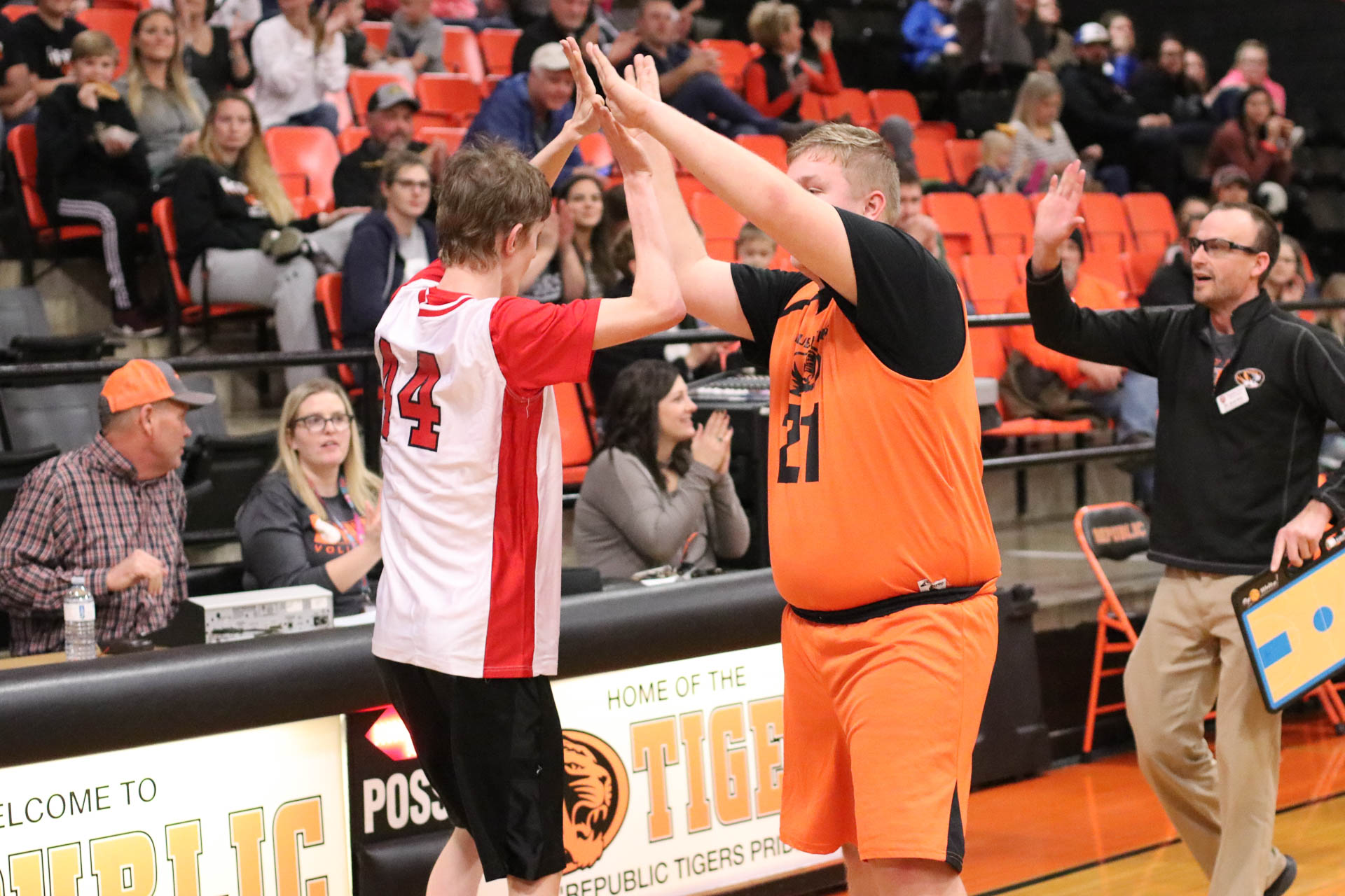 Photos:  Special Olympics Basketball Vs Ozark