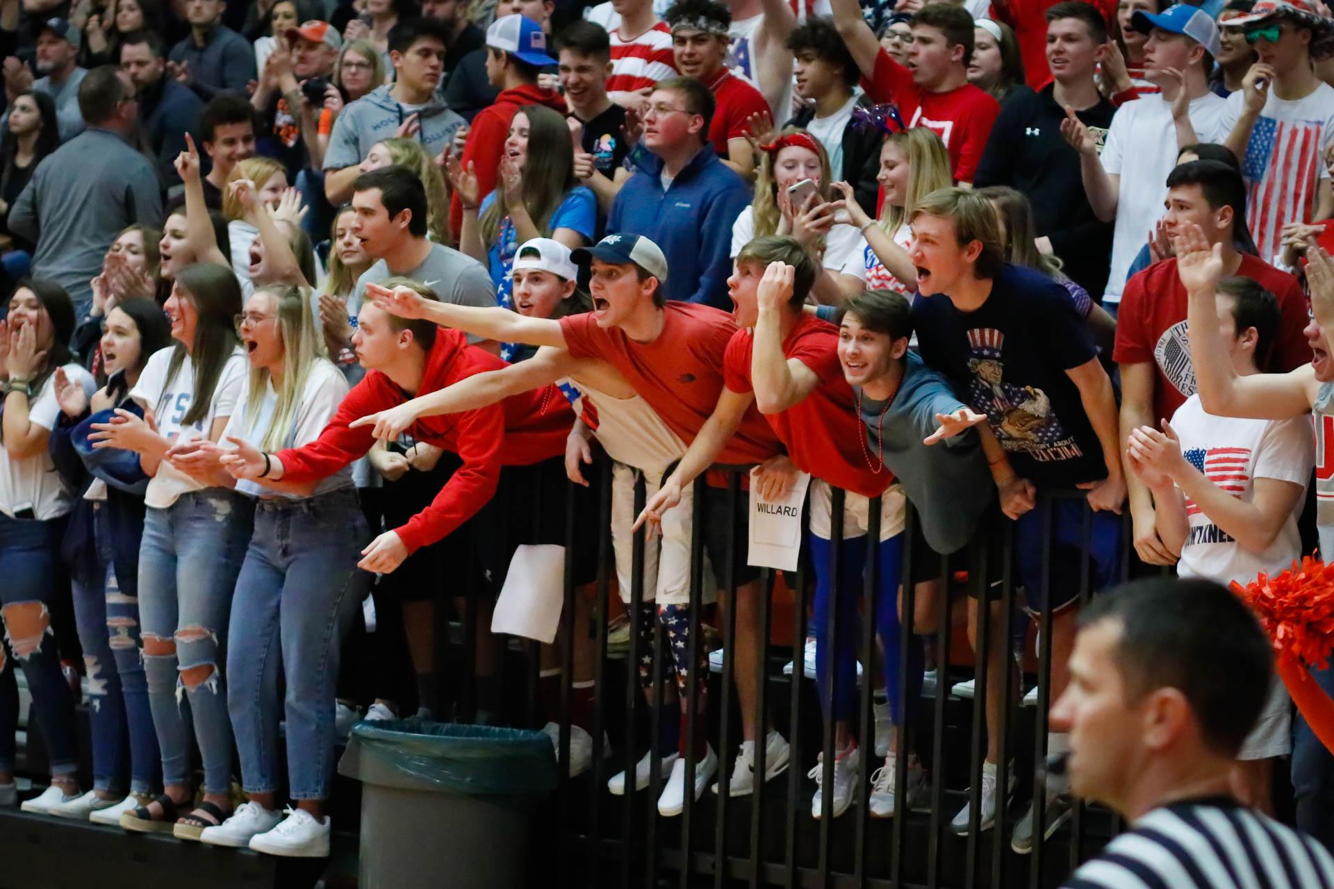 Photos:  Varsity Boys Basketball Vs Joplin