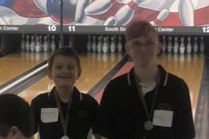 Evin Sparkman and Ryan Leiser - Silver Medalists 2-Game Team Doubles