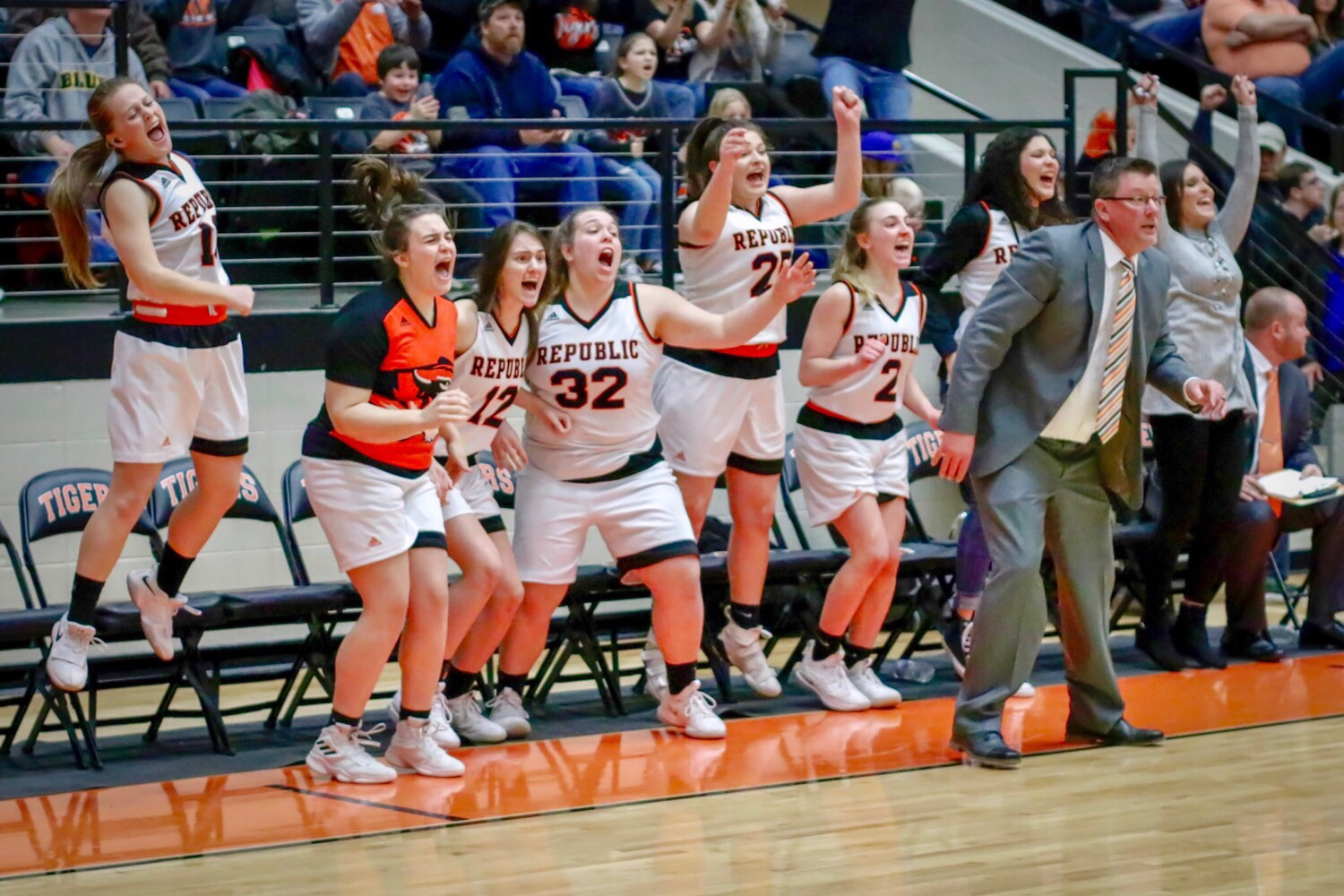 All That Jazz: Kirby's Big Finish Seals District Title