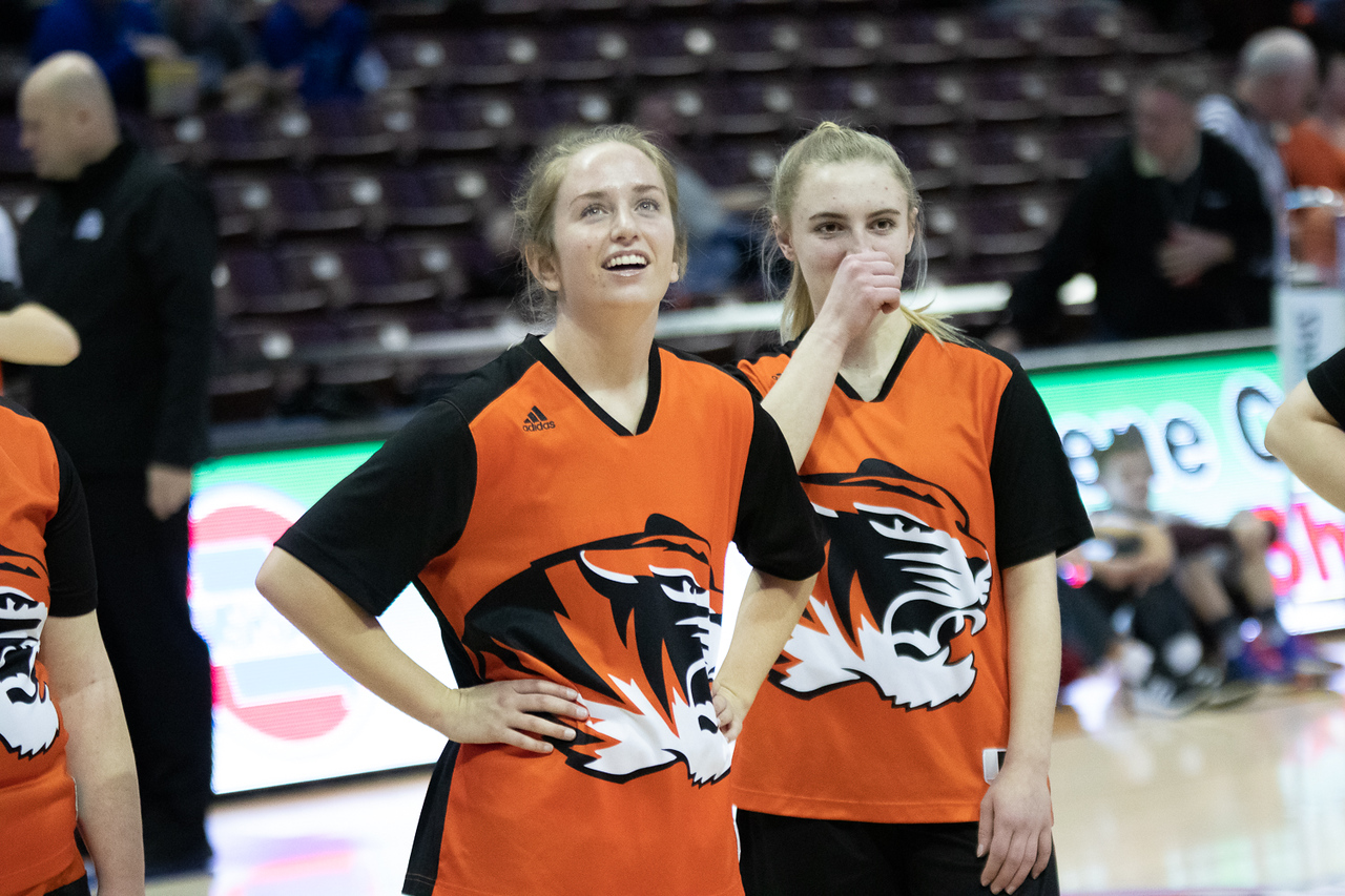 Photos:  Girls Basketball Vs Parkway Central (3rd Place)