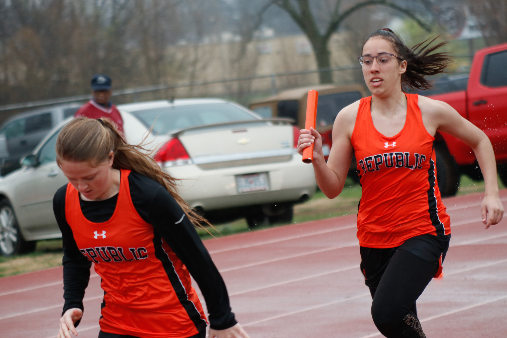 Photos & Results:  Track – Girls Night Out
