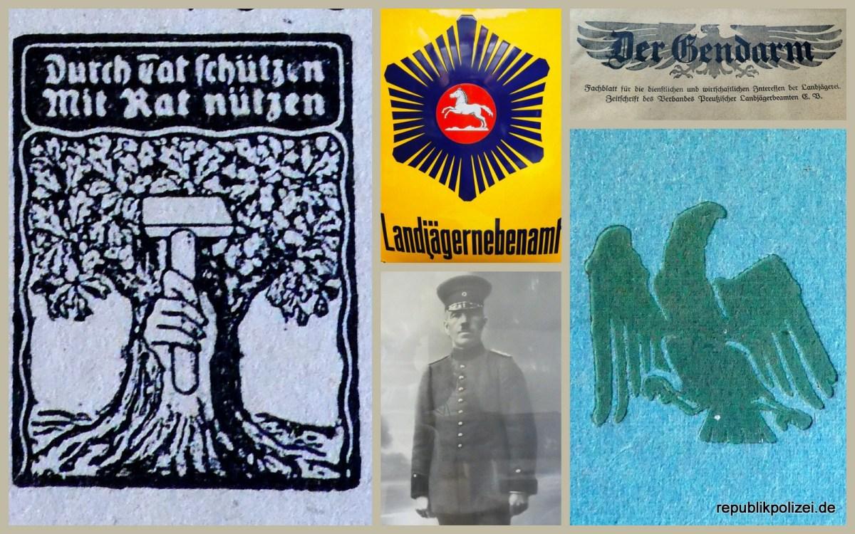 Landjäger / Verband Preußischer Landjägerbeamten e.V. (Informationssammlung)