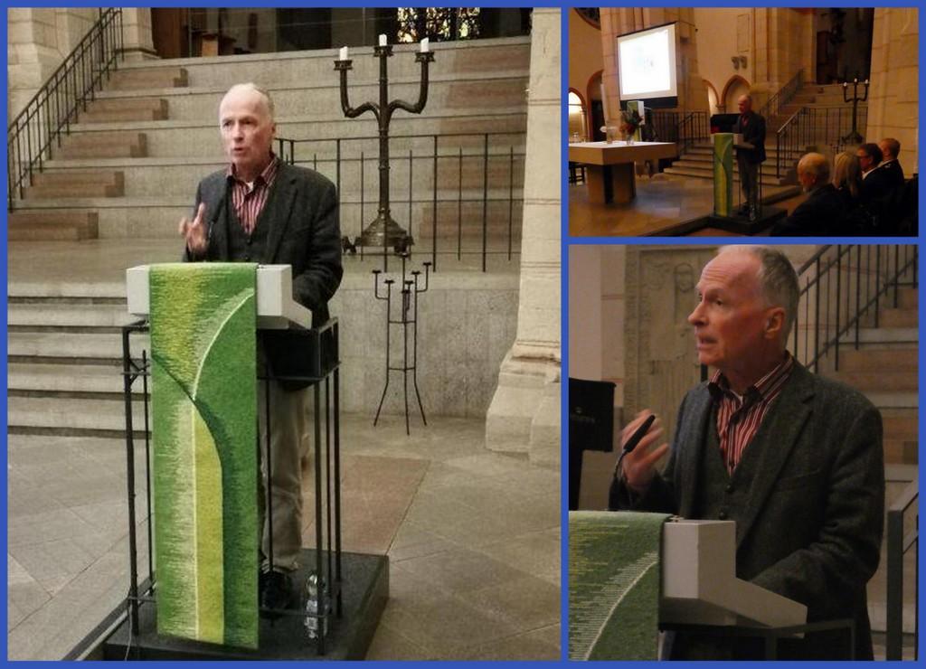 Gedenkveranstaltung Weimar/Pogromnacht – Begrüßung Superintendent Philipp Meyer