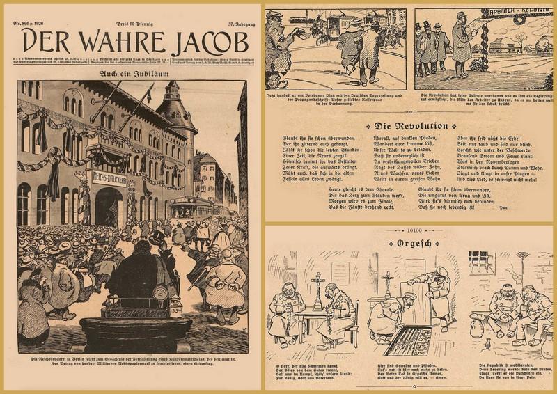 Karikaturenzeitschriften online. Link-/Quellentipp
