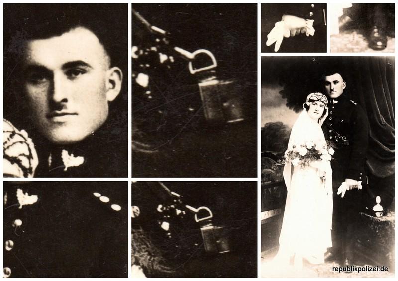 Unbekanntes Hochzeitsbild – vor 1945