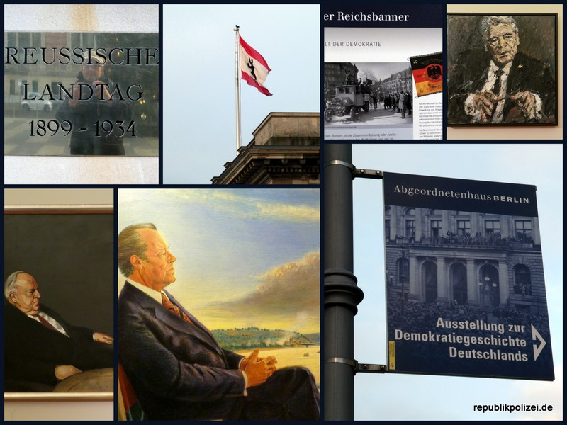 Abgeortnetenhaus Berlin – Besuchstipp