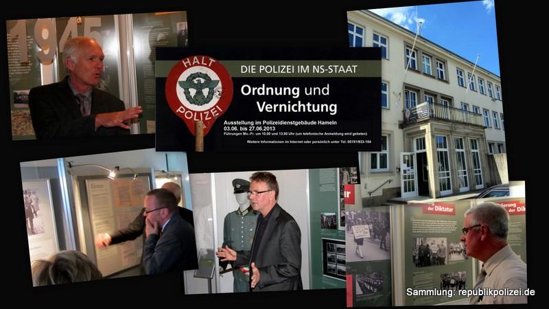 """Rückblick: """"Ordnung und Vernichtung – die Polizei im NS-Staat"""""""