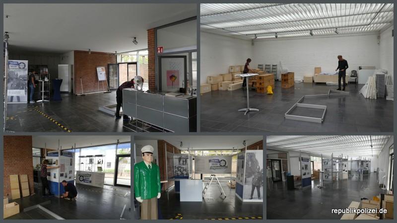 Tagesbericht 24.08.2020: #fhstraßenkämpferhm – Aufbautag 1