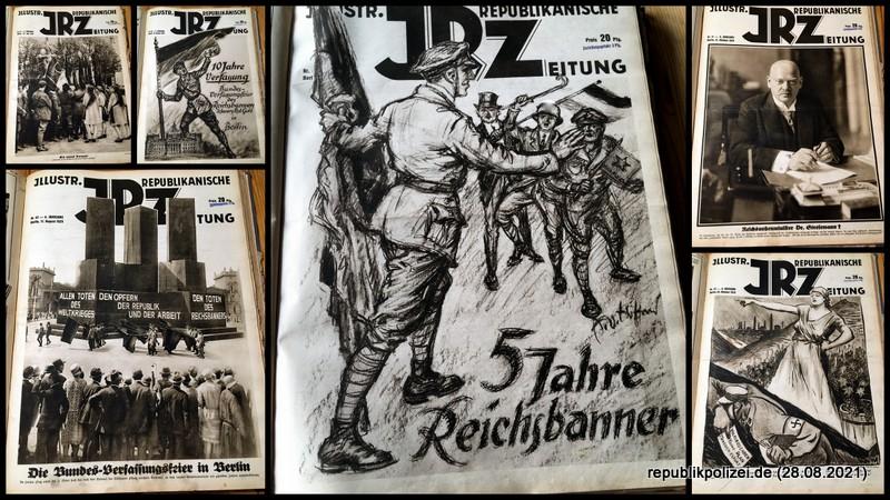 1929 – Illustrierte Reichsbannerzeitung – Impressionen