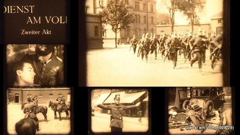 """Film: 1928/29 """"Dienst am Volk"""""""