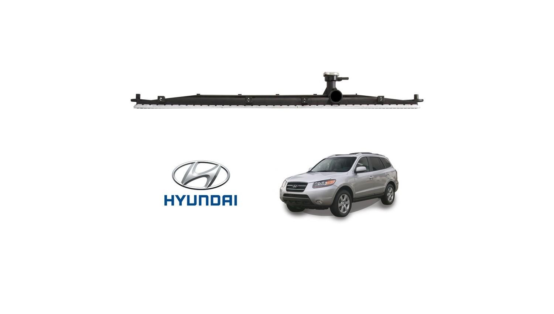 Tanque Cajera Radiador Hyundai Santa Fe